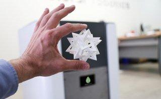 Công nghệ - Độc đáo chiếc máy in 3D có thể sao chép bất cứ thứ gì