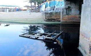 Môi trường - Đà Nẵng: Hé lộ bất ngờ về thủ phạm gây tràn nước thải ra biển