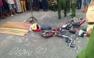 Chính trị - Xã hội - Nữ sinh Đà Nẵng chết thảm dưới bánh xe tải
