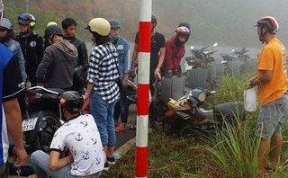 Chính trị - Xã hội - Đổ dốc từ núi Sơn Trà, nam sinh viên tông taluy bên đường tử vong