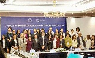 Chính trị - Xã hội - Sẽ thành lập Quỹ về Phụ nữ và Kinh tế trong APEC