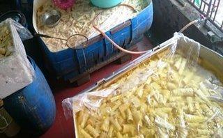 Điểm nóng - Phạt gần 80 triệu các cơ sở sản xuất thực phẩm bẩn tại Đà Nẵng