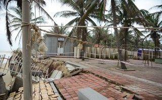 Điểm nóng - Đà Nẵng: Kẻ thù gây sạt lở kinh hoàng ở bãi biển đẹp nhất hành tinh