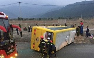 An ninh - Hình sự - Vụ lật xe 13 người thương vong: Hành khách hé lộ tình tiết quan trọng