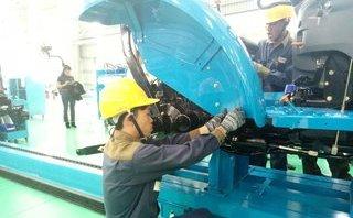 Quảng Nam: Vận hành hệ thống sản xuất máy nông nghiệp mang thương hiệu Việt