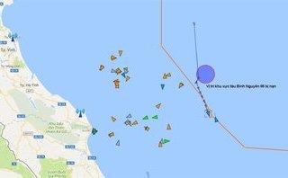 Xã hội - Tàu Biển Đông Freighter cứu sống 8 thuyền viên gặp nạn trên biển