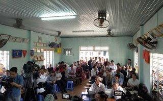 Môi trường - Dân vây nhà máy thép: Hướng xử lý thỏa đáng của TP. Đà Nẵng