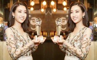 Ngôi sao - Hoa hậu Mỹ Linh: Giải thưởng Hoa hậu Nhân ái giá trị hơn cả việc lọt top