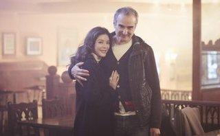 Sự kiện - Lý Nhã Kỳ đến phim trường E-book làm việc với đạo diễn Olivier Assayas