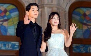 Giải trí - Song Joong Ki và Song Hye Kyo lại dậy sóng dư luận vì đám cưới