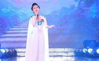 Giải trí - Cô gái xứ Nghệ Phan Ngọc Ánh tỏa sáng trên sân khấu đêm chung kết Sao Mai