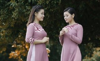 Giải trí - Hình ảnh đẹp của người phụ nữ Việt trong MV của chị em Sao mai