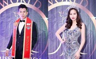 Ngôi sao - Nam vương Ngọc Tình, Hoa hậu Khánh Ngân lộng lẫy làm giám khảo