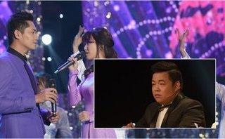 TV Show - Quang Lê bực mình vì Minh Luân và Jang Mi chỉ lo nhìn nhau, quên khán giả