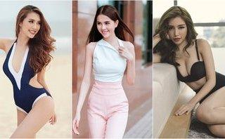 """Sự kiện - Đây là những người đẹp khiến Ngọc Trinh """"ôm hận"""" vì vòng eo 56cm"""