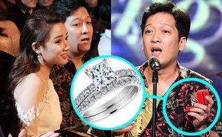 Sự kiện - Trường Giang chiếm sóng để cầu hôn, 2 giải thưởng quan trọng không được trao