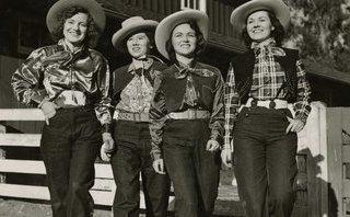 Văn hoá - Quần Jeans thời kỳ chiến tranh lạnh