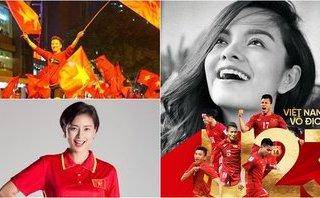 Sự kiện - U23 chiến thắng kỳ diệu, sao Việt đồng loạt làm điều này