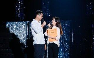 TV Show - Cặp đôi vàng: Jang Mi – Minh Luân vẫn vào bán kết dù gặp sự cố micro