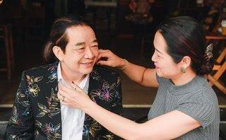 Sự kiện - Kém 20 tuổi, vợ nghệ sĩ đàn bầu Phạm Đức Thành vẫn ghen với fan của chồng