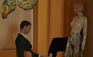 Sự kiện - Công Trí bắt tay Dzung Yoko, trình làng bộ ảnh áo dài đậm chất nghệ thuật