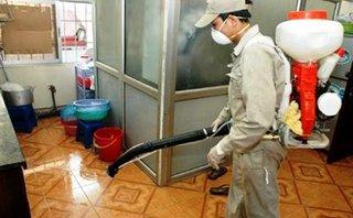 Dân sinh - Cán bộ phun thuốc muỗi: 'Bất chấp' độc hại vì sức khỏe cộng đồng