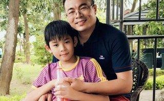 Đời sống - Những ông bố đơn thân 'siêu nhân': Chật vật đủ nghề để có tiền nuôi con