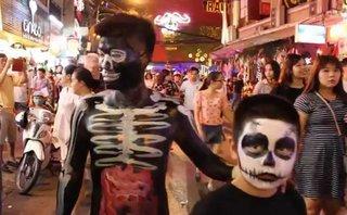 Gia đình - 5 địa điểm đi chơi Halloween miễn phí lý tưởng nhất ở TP.HCM