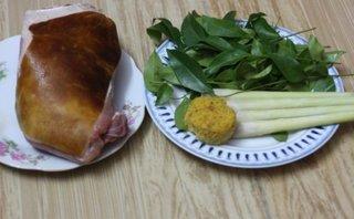 Gia đình - Món ngon cuối tuần: Ngon miệng với món thịt lợn mán xào lá móc mật