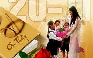 Gia đình - Ngày 20/11: Những truyện ngắn cảm động về thầy cô