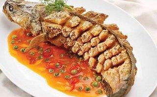 Gia đình - Món ngon cuối tuần: Tuyệt chiêu làm cá điêu hồng chưng tương