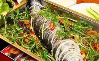 Gia đình - Tuyệt chiêu làm món cá hấp bia ngon tuyệt ngày se lạnh