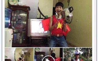 Cộng đồng mạng - Mừng chiến thắng tuyệt vời của U23 Việt Nam cùng triệu triệu người hâm mộ