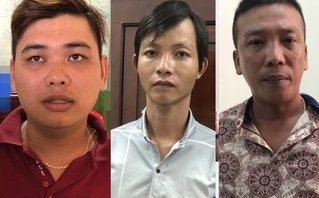 An ninh - Hình sự - Tạm giữ nhóm 'đại gia dỏm' chuyên đi cướp tài sản, cưỡng bức phụ nữ