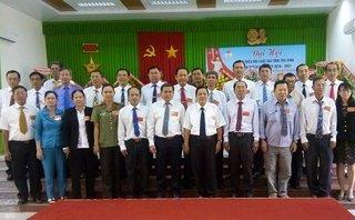 Tin tức - Chính trị - Ông Nguyễn Minh Quang tái đắc cử Chủ tịch HLG tỉnh Trà Vinh