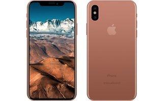 Công nghệ - Bằng sáng chế mới của Samsung giống hệt mô hình iPhone 8