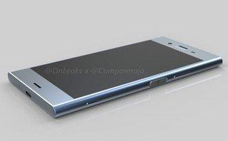 Sản phẩm - Xperia XZ1 gây thất vọng vì sự bảo thủ trong thiết kế