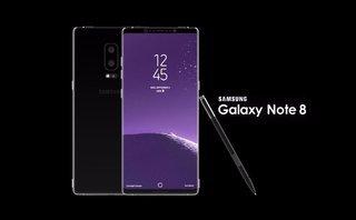 Sản phẩm - Samsung 'nhá hàng' Galaxy Note 8 trên website chính thức