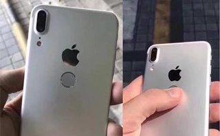 Công nghệ - Rò rỉ đoạn video cho thấy iPhone 8 sẽ có Touch ID sau lưng máy