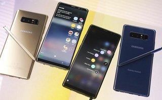 Công nghệ - Galaxy Note 8 là smartphone đắt nhất trong lịch sử của Samsung