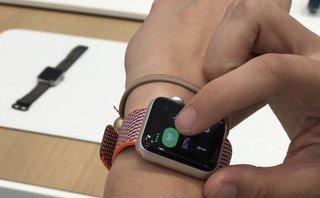 Công nghệ - Thị trường thiết bị đeo thông minh nằm cả trong tay Apple