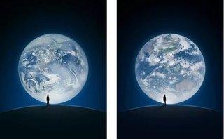 Công nghệ - WeChat thay ảnh nền của NASA bằng ảnh vệ tinh Trung Quốc