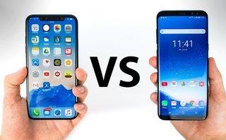 Công nghệ - Chưa ra mắt, Galaxy S9 đã thua iPhone X về hiệu năng