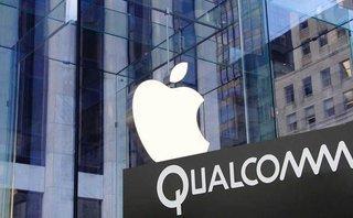 Công nghệ - Apple và Qualcomm lại lôi nhau ra toà