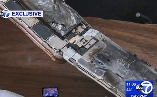 Công nghệ - iPhone 6 tiếp tục phát nổ khi vừa sạc vừa sử dụng