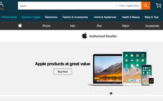 Công nghệ - Apple mở cửa hàng chính thức trên Lazada