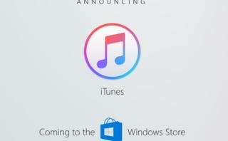 Công nghệ - Apple gây thất vọng khi iTunes ra mắt muộn trên Microsoft Store