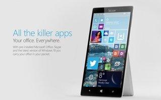 Công nghệ - Surface Phone của Microsoft bất ngờ lộ diện