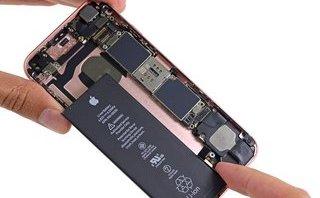 Công nghệ - Tại Việt Nam iPhone sẽ được thay pin với giá rẻ, trừ iPhone lock