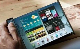 Sản phẩm - 3D Touch sẽ có trên smartphone màn hình gập Samsung Galaxy X?